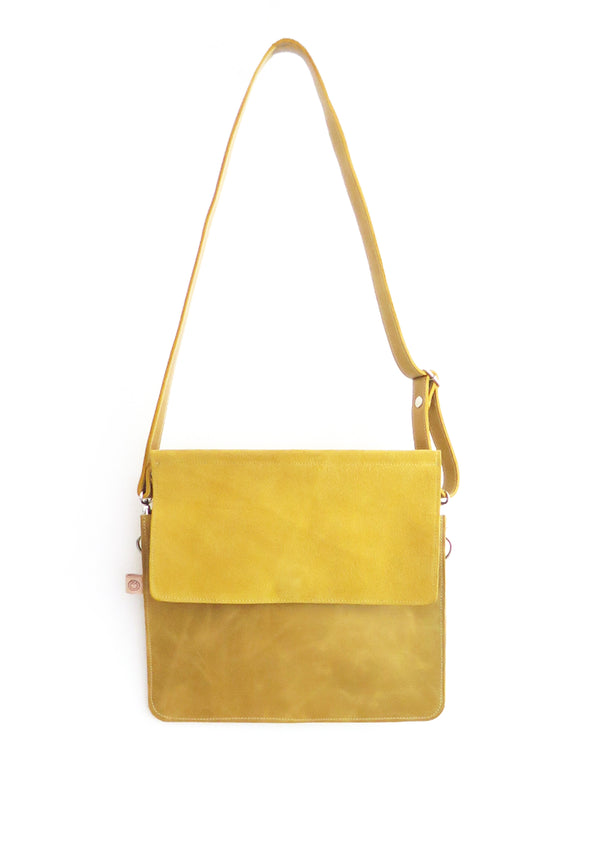 Cartera N.14 - Amarillo