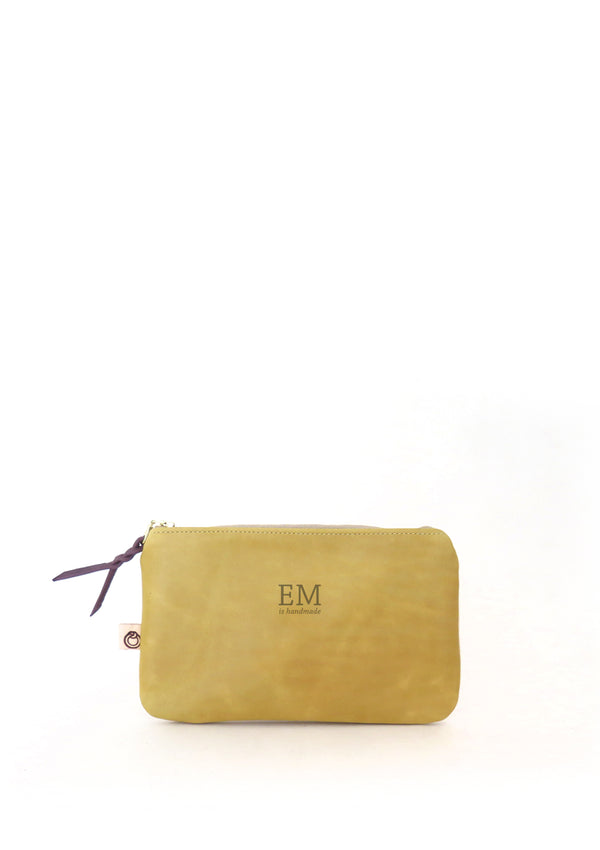 Estuche N.2 Mini - Amarillo
