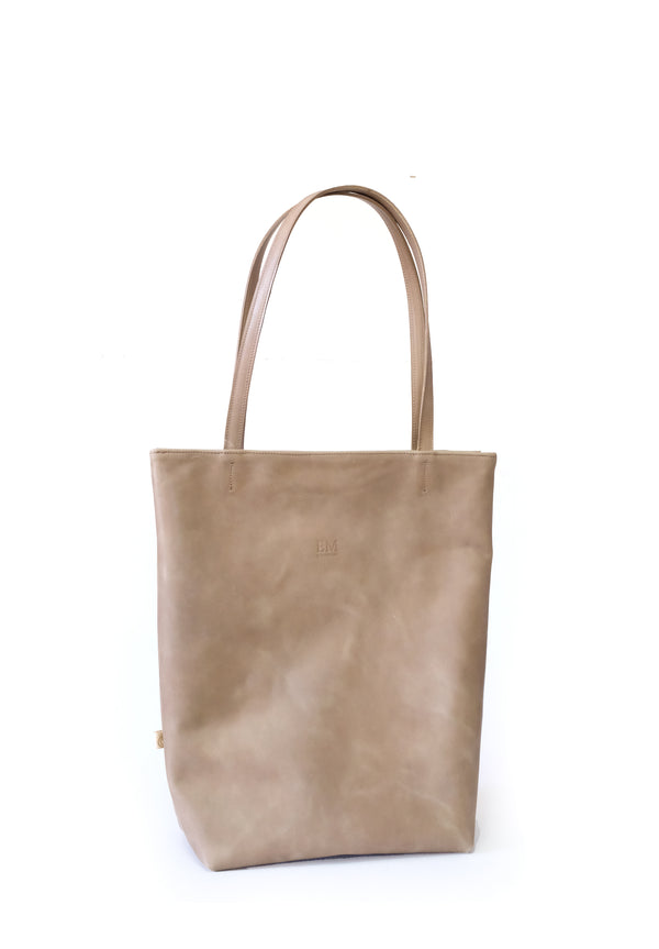 Tote N.15 - Taupe