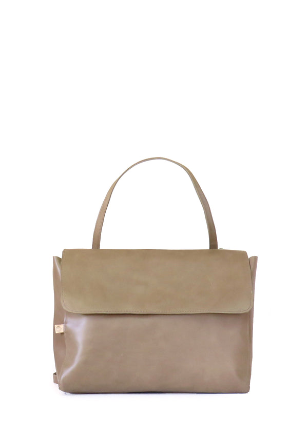 PRE-ORDER Cartera N.20 -Taupe
