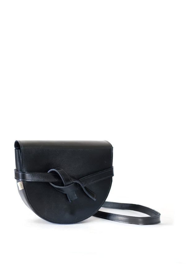 Cartera N.30 - Negro Brillante