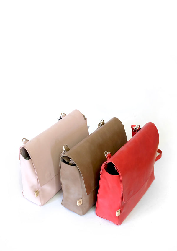 PRE-ORDER Cartera N.21 - Taupe
