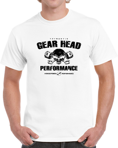 Gear Head Performance T Shirt