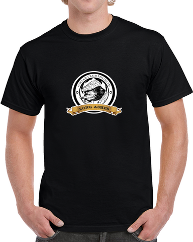 Cigar Club Lounge T Shirt