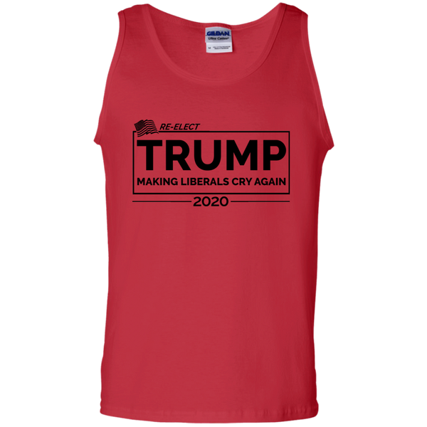 Re-Elect Trump / Making The Liberals Cry Again 2020 Tank Top