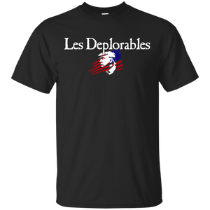 Les Deplorables Donald Trump T-Shirt