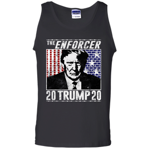 The Enforcer Trump 2020 Tank Top