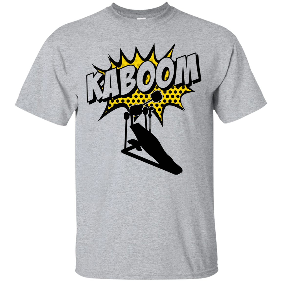 Drum Pedal Ka Pow T-Shirt