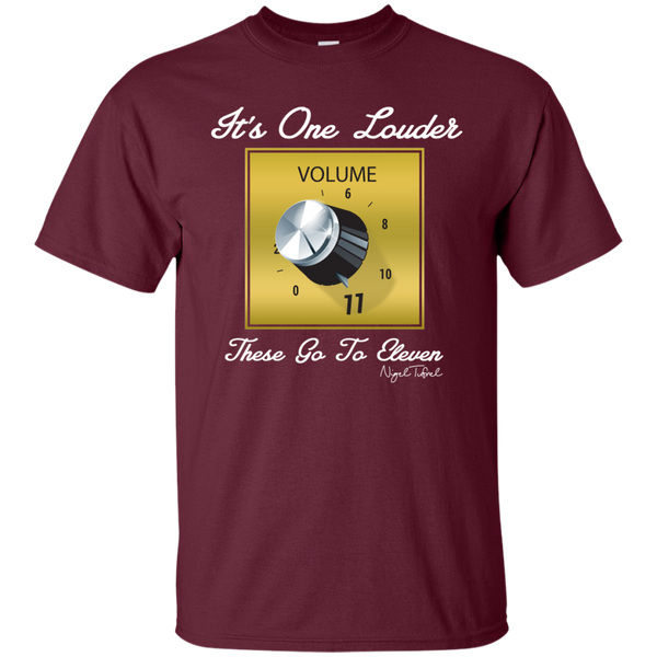 It's One Louder T-Shirt