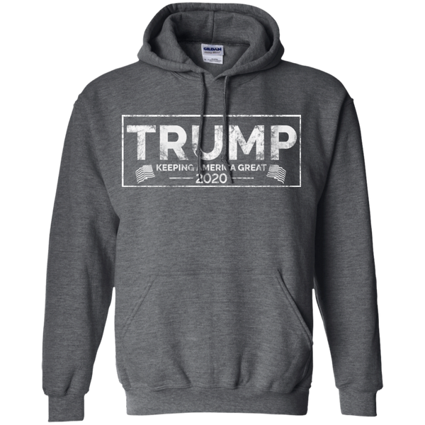 Trump Keeping America Great 2020 Hoodie
