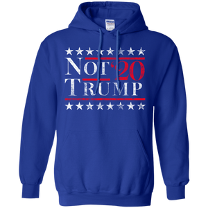 Not Trump 2020 Election Hoodie