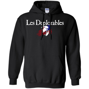 Les Deplorables Donald Trump  Hoodie