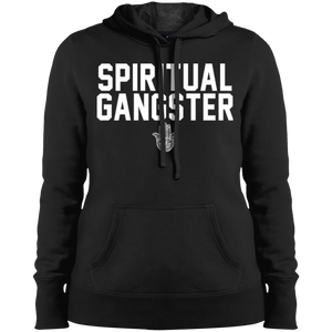 Spiritual Gangster / Sport-Tek Ladies' Pullover Hooded Sweatshirt