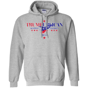 Trumpublican Keeping America Great Hoodie