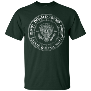Re-Elect Donald Trump Presidential Seal T-Shirt