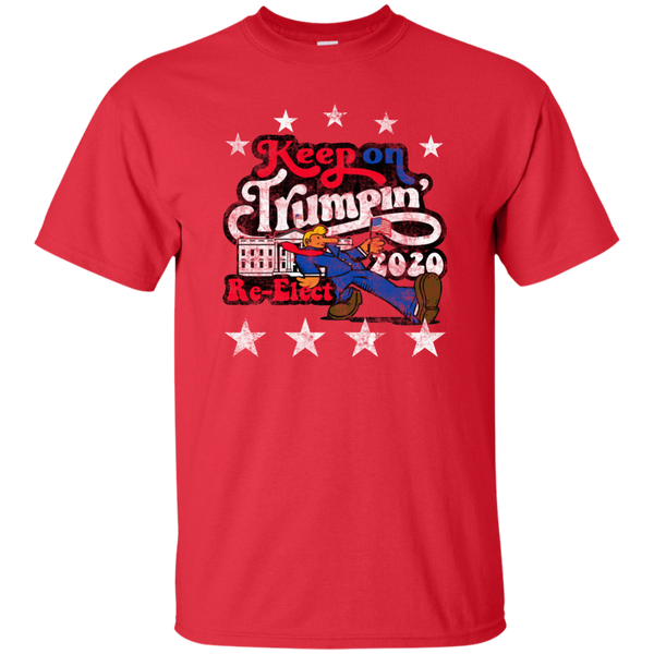 Keep On Trumpin Re-Elect 2020 Donald Trump T-Shirt