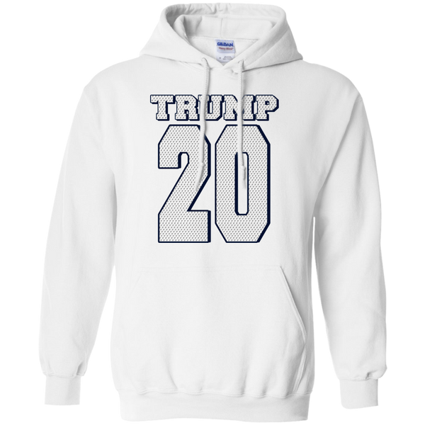 Trump 20 Jersey Style Hoodie