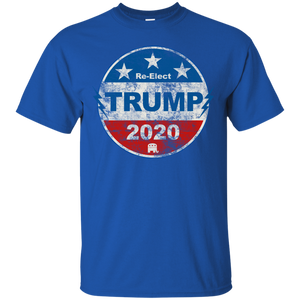 Retro Re-Elect Donald Trump 2020 T-Shirt