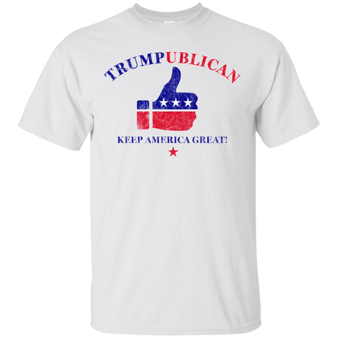 Trumpublican Keep American Great Thumbs Up T-Shirt