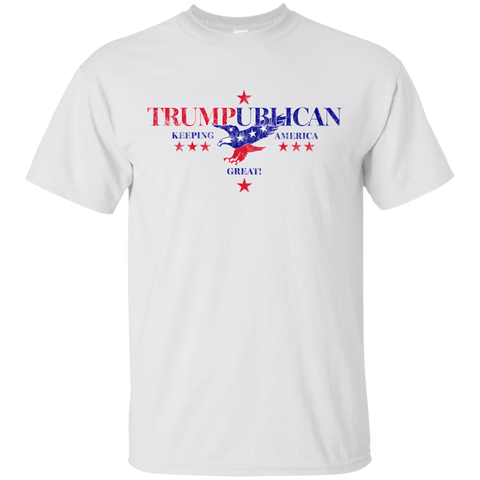 Trumpublican Keeping America Great T-Shirt