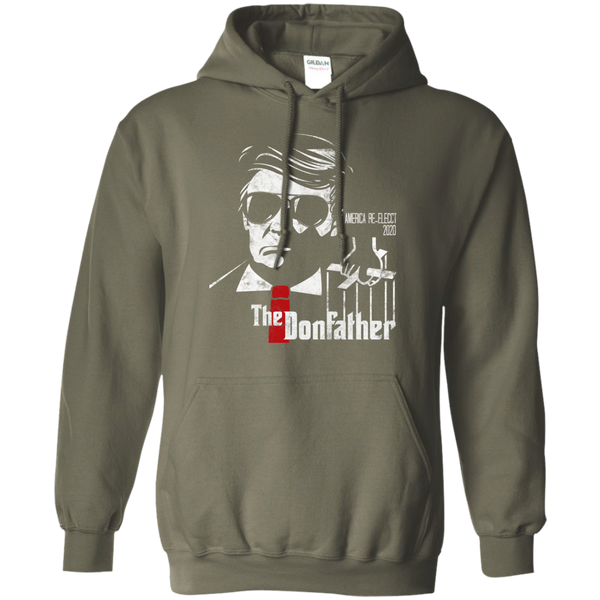 Re-Elect 2020 The Donfather Hoodie