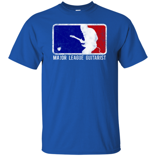 Major League Guitarist T-Shirt