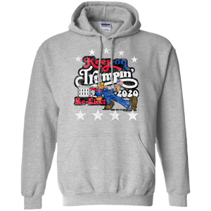 Keep On Trumpin Re-Elect 2020 Donald Trump Hoodie
