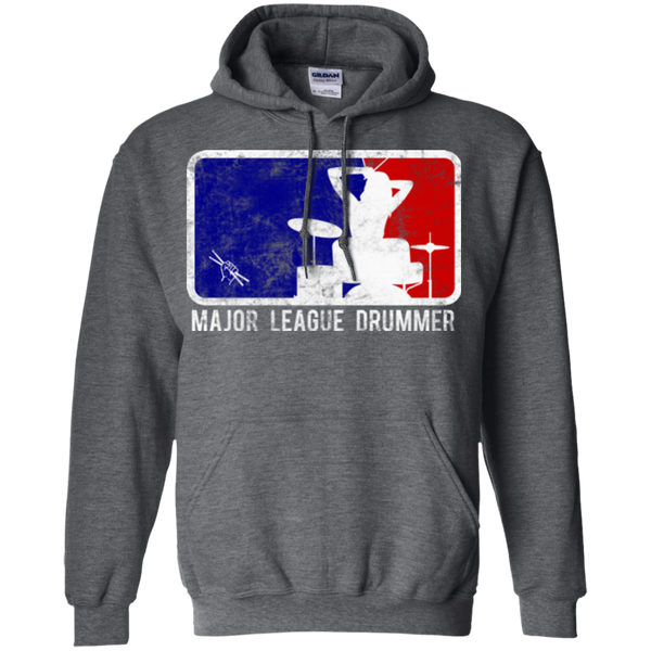 Major League Drummer Hoodie