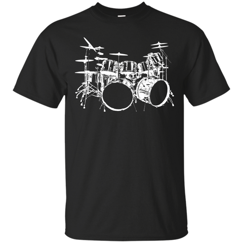 80's Drum Set T- Shirt