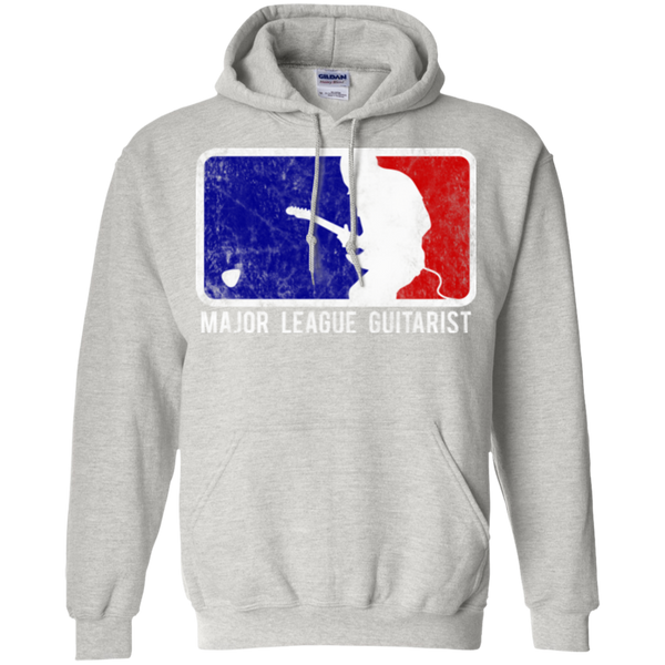 Major League Guitarist Hoodie