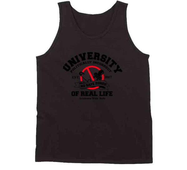 University Of Real Life T Shirt