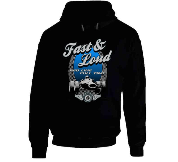Fast and Loud / Red Line Full Time T Shirt