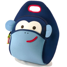 Dabbawalla Monkey See Monkey Do Kids Lunch Bag