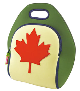 Dabbawalla Canada Maple Leaf Kids Lunch Bag