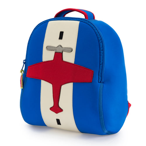 Dabbawalla Airplane Kids Backpack