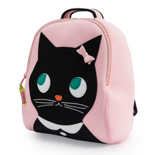 Dabbawalla Pink Kitty Kids Backpack