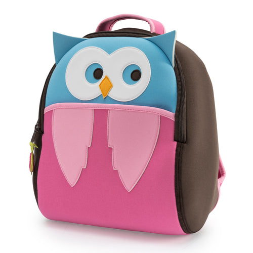 Dabbawalla Hoot Owl Kids Backpack