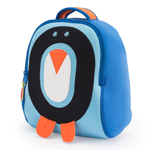 Dabbawalla Cold Feet Penguin Kids Backpack