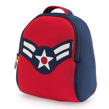 Dabbawalla American Vintage Flyer Kids Backpack