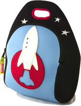 Dabbawalla Out of This World Rocket Kids Lunch Bag