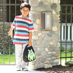 Dabbawalla Monster Geek Kids Lunch Bag