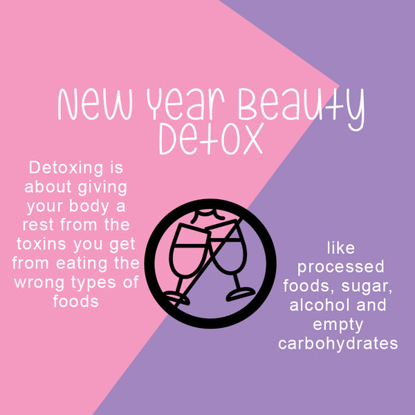 New Year Beauty Detox