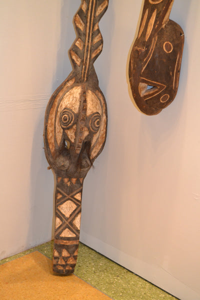"""Large Mossi Tribe Mask"""