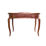 Antique 'Secretary Desk' Hand Made Red Jarrah Wood Desk from Zimbabwe