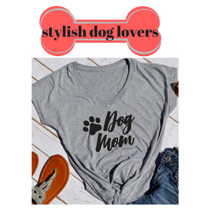 Stylish dog lovers