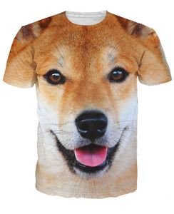 Shiba Inu T-Shirt for Men