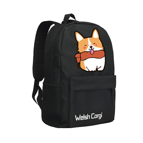 Welsh Corgi Pembroke Backpack