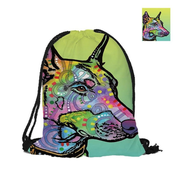 Doberman Backpack
