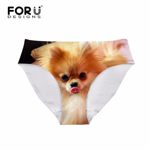 Pomeranian Underwear for women