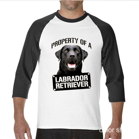 Labrador Retriever t shirt for men